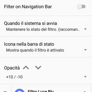 4 settimane per 4 app: Filtro Luce Blu 7