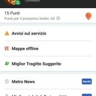 4 settimane per 4 app: Moovit 4