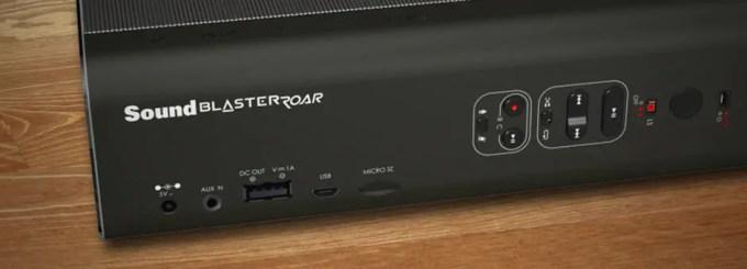 Creative Sound Blaster Roar Retro