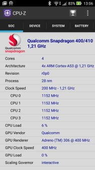 ASUS ZenFone Max (ZC550KL) 16