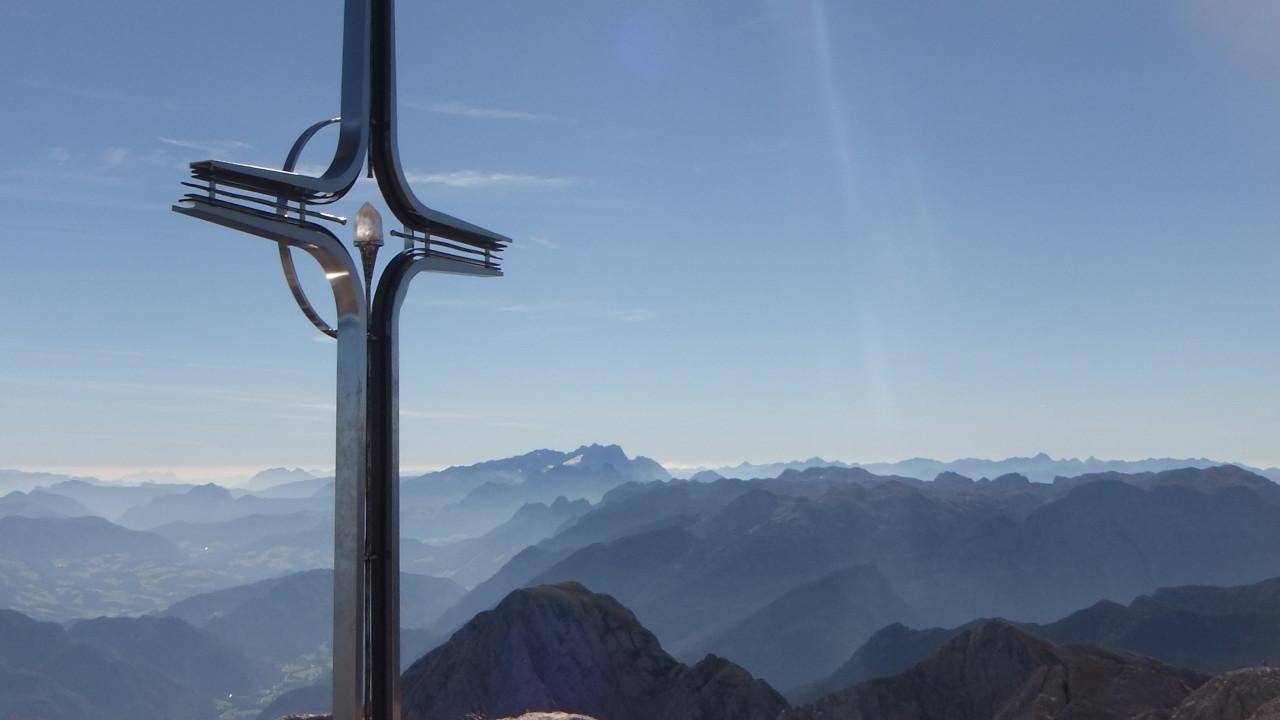 Bergsteigen deluxe: Die Watzmann Überschreitung