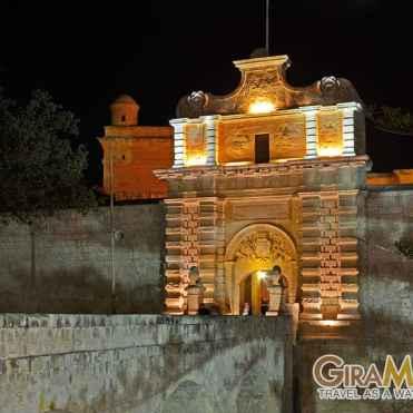 Gate di Mdina, Malta