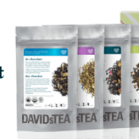 Giveaway #2: David's Tea Sweetheart Collection