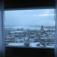 Hilton Quebec: Room with a View