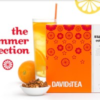 David's Tea Summer Collection