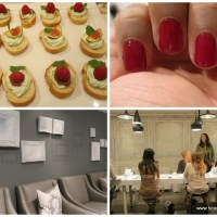 Beauty Night at Tips Nail Bar with Avocados from Mexico