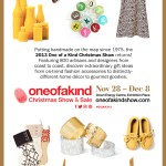 {Giveaway} One of a Kind Christmas Show