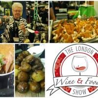 2014 London Wine & Food Show