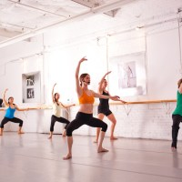 Fitness with a ballet twist at the Extension Room
