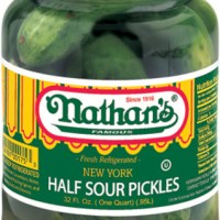 Nathan's Famous Pickles