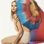 Dior Tie Dye Summer Collection