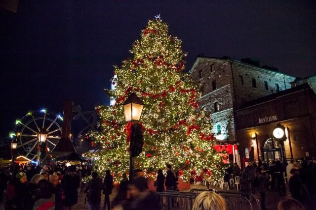 Toronto Christmas Market 2014