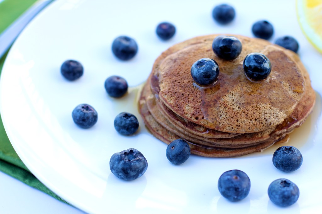 Healthiest Pancakes, Ever | girl about columbus
