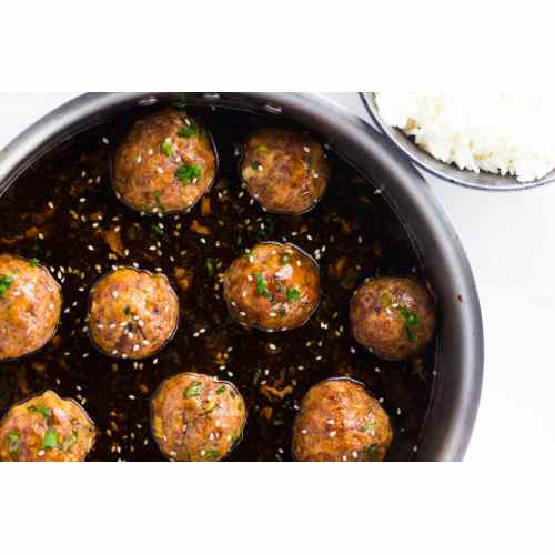 Medium Crop Of Asian Turkey Meatballs