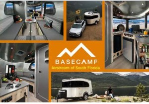 The Base Camp by Airstream is out and debuting at the Hershey RV Show this weekend. Airstream of South Florida will have them on site by October 1st.