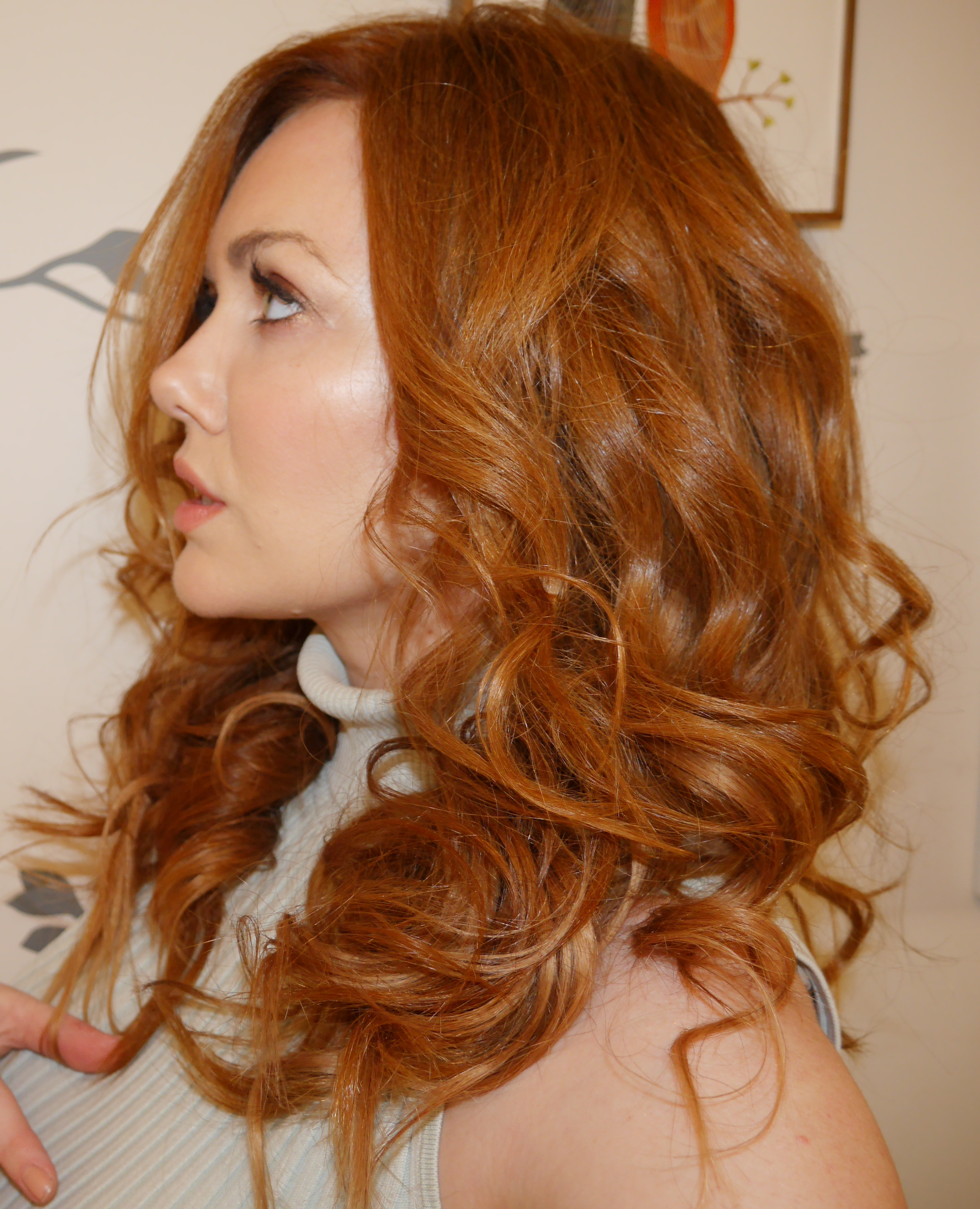 Hair Coloring Copper Apexwallpapers Com