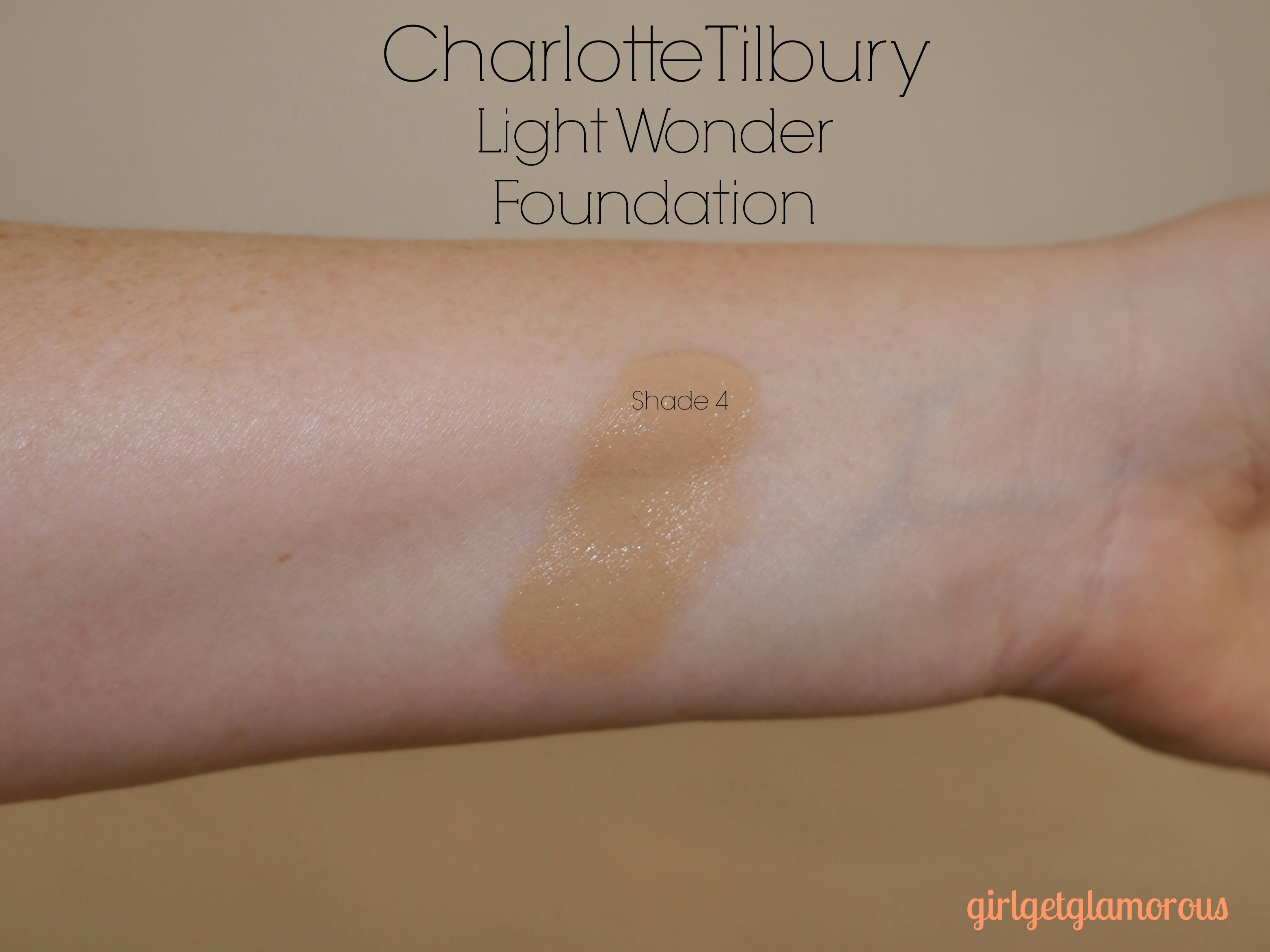 Charlotte Tilbury Light Wonder Foundation
