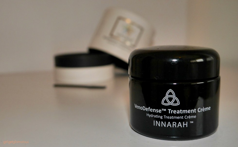 innarah venodefense treatment creme review all natural skincare that works