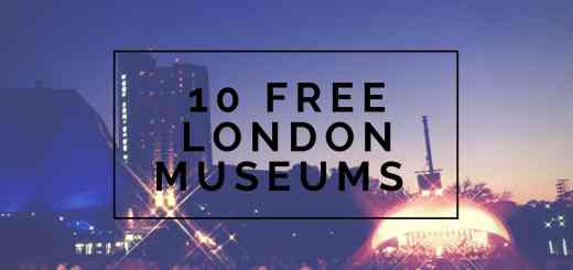 10 free london museums