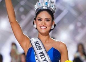 Miss Universe 2016 Pia Alonzo Wurtzbach Miss Philippines