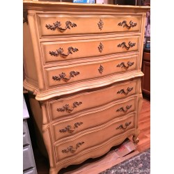 Small Crop Of French Provincial Dresser