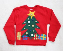 Rummy Kids Girl Diy Ugly Sweater Kids Diy Ugly Sweater Guys Diy Ugly Sweater Fireplace Red Shoes Diy Ugly Sweater