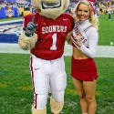 thumbs oklahoma sooners girls 84