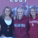 thumbs oklahoma sooners girls 97