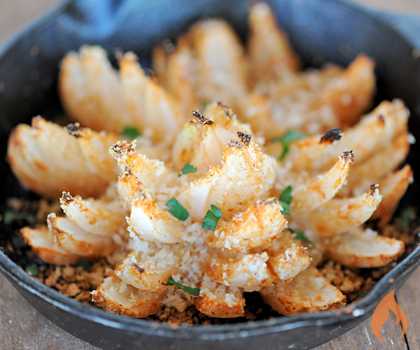 Grilled Blooming Onion