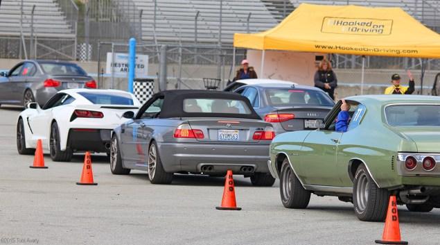 car lineup 4