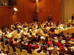 Youth Delegates at Malala Day
