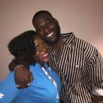 Kofi Siriboe and I at ABFF 2017