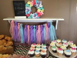 Josie's Bowsies Birthday Party!