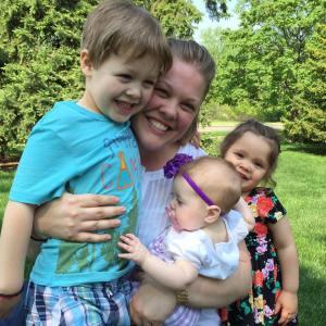 Real Mom Confessions {sharing at Lisa-Jo Baker's}