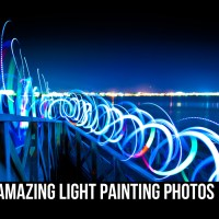 Amazing Light Painting Photography