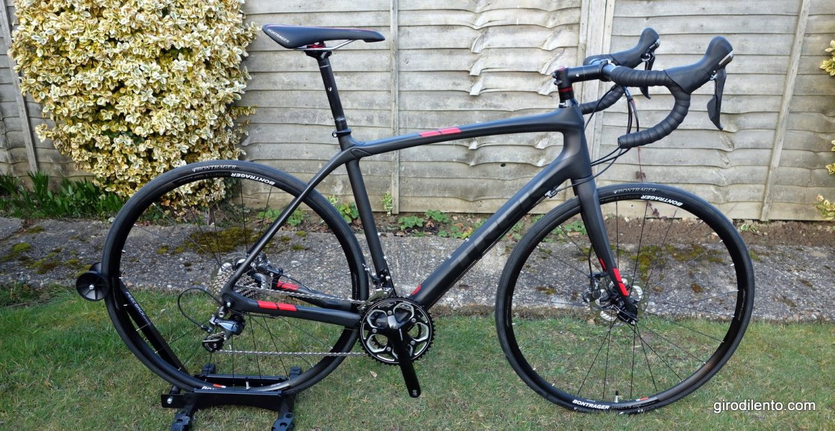 Trek Domane 4.5 Disc First Look Review