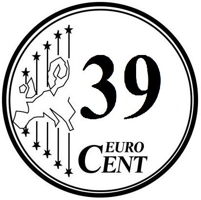 39 Céntimos
