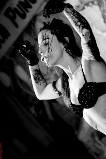 Southern Sideshow Hootenanny 2016   Gisella Rose   Bloody Pointe's