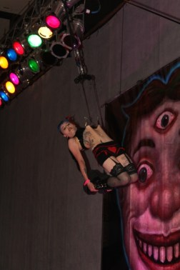 Gisella Rose / Hook Suspension Performance
