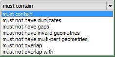 QGIS Topology