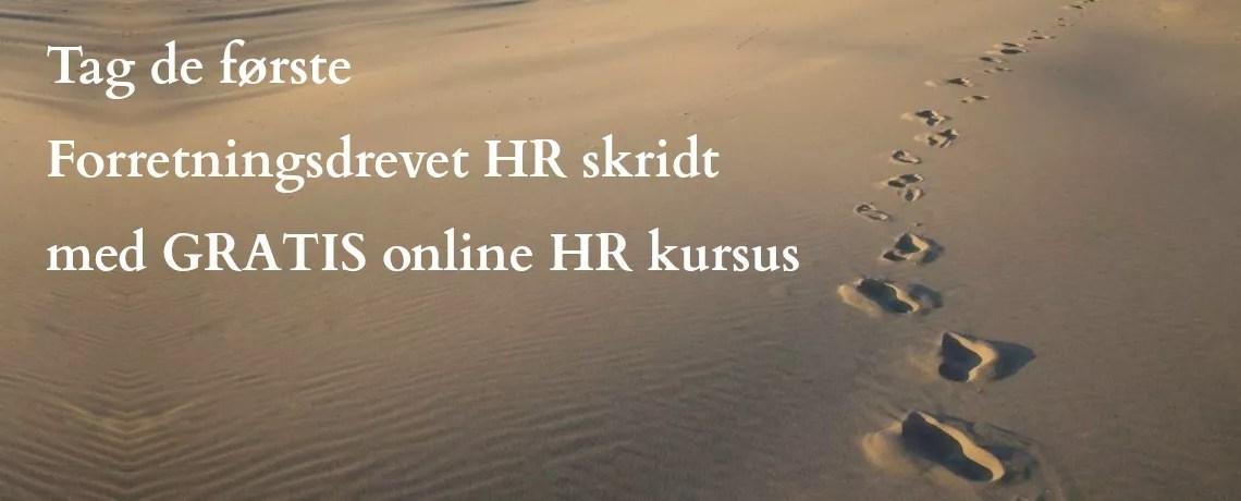 Gratis online HR Kursus