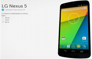 nexus 5 hands on virtual
