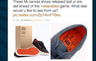 xiaomi mi canvas shoes