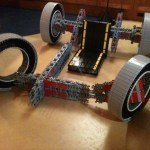 Lego Gokart 1