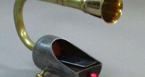 Steampunk iPod & MP3 Speaker_01
