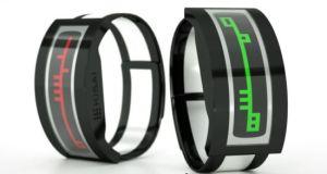 Mainstream e-paper watch_01