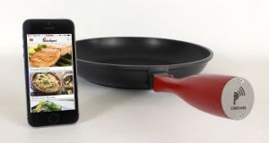 Pantelligent smart frying pan