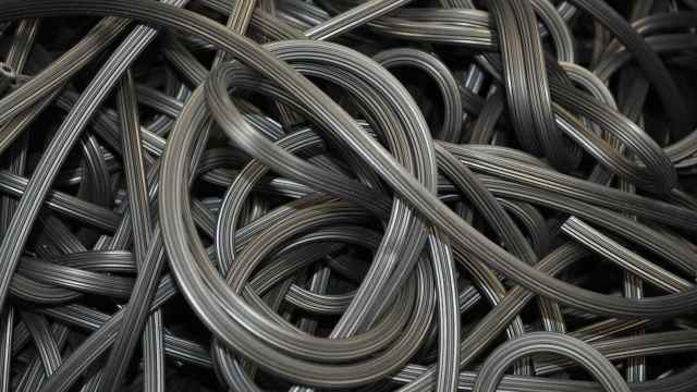 PVC extruded plastic gasket