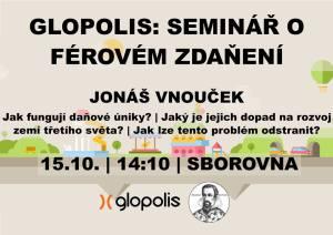 Plakát - Glopolis
