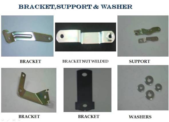 BRACKET AND SUPPORT